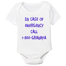1-800-Grandpa Organic Short Sleeve