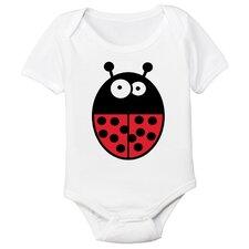 Ladybug Organic One Piece