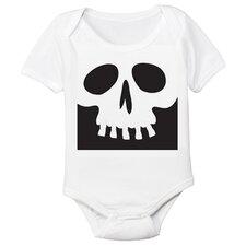 Skull Organic Bodysuit