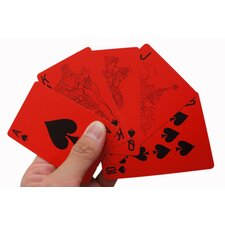 <strong>Molla Space, Inc.</strong> Red Playing Cards