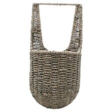 Baskets Seagrass Wall Basket