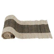 Luxor Woven Stripe Runner