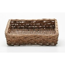 <strong>TAG</strong> Baskets Rio Rectangular Willow Basket