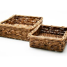 <strong>TAG</strong> Baskets Rio Willow Basket (Set of 2)