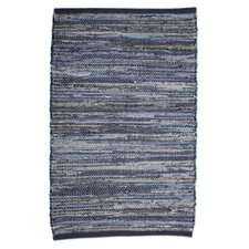 Denim Chindi Rug