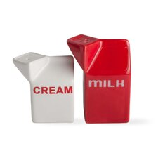 Cottage Kitchen Milk and Cream Salt and Pepper Shakers