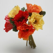 Botanicals Poppy Bouquet