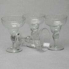 Bubble Margarita Glass (Set of 4)