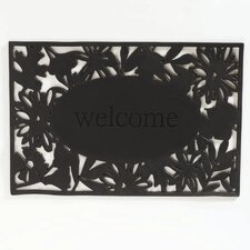 <strong>TAG</strong> Welcome Rubber Doormat