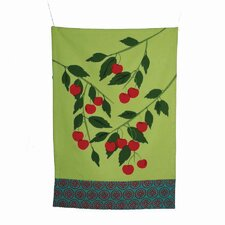 <strong>TAG</strong> Cherries Dish Towel