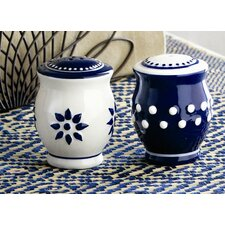 Indigo Salt and Pepper Shaker