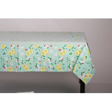 Wildflowers Spring Awakening Table Cloth