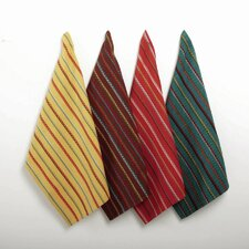 Autumn Sierra Stripe Dishtowels (Set of 4)