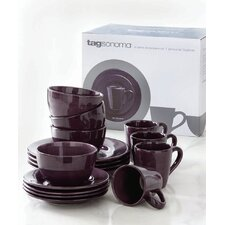 <strong>TAG</strong> Sonoma Dinnerware Set