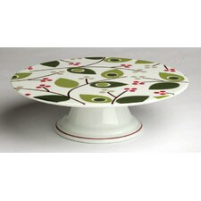 Birds and Berries Cake Stand