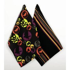 Halloween Spooktacular Dishtowel (Set of 2)