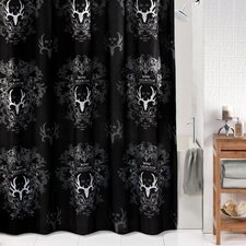 Cotton Blend Shower Curtain