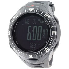 XPLOR / Altimeter Watch in Black