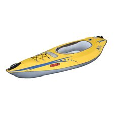 Firefly Kayak in Yellow and Blue