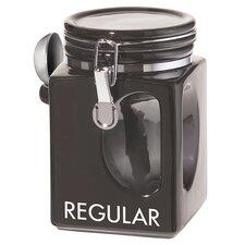 EZ Grip Rectangular Coffee Canister