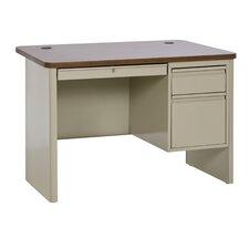 "700 Series 29.5"" Single Pedestal Desk"
