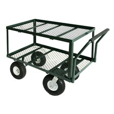 2 Tier Steel Wagon