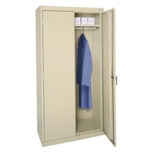 Classic Plus Tall Mobile Wardrobe Cabinet