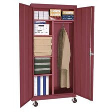 "<strong>Sandusky Cabinets</strong> Transport Large Capacity Mobile Combination - 73"" x 46"" x 24"""