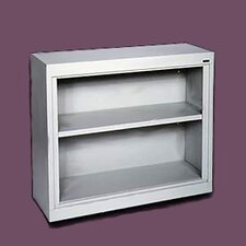 "30"" H Deep Two Shelf Bookcase"