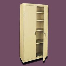 Valueline Tall Mobile Storage Cabinet with Two Handles