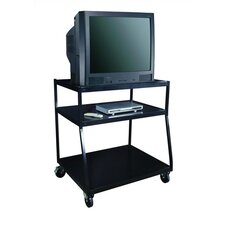 "32"" Wide Body TV Monitor Cart"