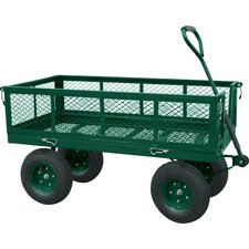 <strong>Sandusky Cabinets</strong> Jumbo Crate Wagon in Green