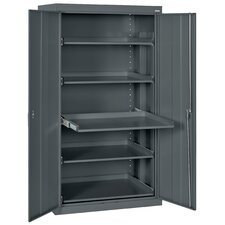 <strong>Sandusky Cabinets</strong> Pull-Out Tray Shelf Cabinet
