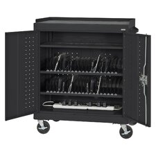 Mobile Tablet Storage Cart