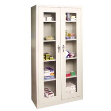 "Classic Series 36"" Clear View Storage Cabinet"