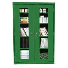"""Classic Series 46"""" Clear View Storage Cabinet"""