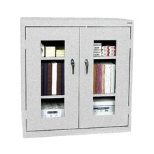 """Clear View 46"""" Storage Cabinet"""