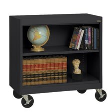 Elite Radius Edge Mobile Bookcase