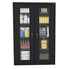 "Classic 46"" Stationary Storage Cabinet"