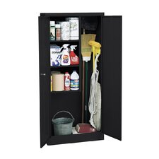 Classic Series Janitorial/Supply Cabinet