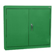 "30"" Solid Door Wall Cabinet"