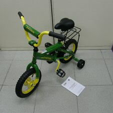 "12"" Heavy-Duty Bike with Training Wheels"