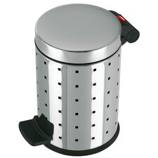 Trento Design 4 3.41-Litre Pedal Rubbish Bin