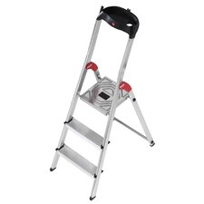 237cm L60 Aluminium Safety Household Ladder with Multifunction Tray