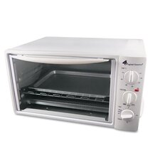 <strong>Original Gourmet Food Co.</strong> Coffee Pro Multi-Function Toaster Oven with Multi-Use Pan
