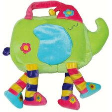 <strong>Sassafras</strong> Kid's Plush Bags Ellie Sleepwalkers Overnite Bag