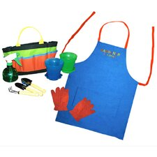 Kid's Deluxe Gardener in Training Kit