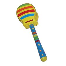 Kid's Striped Clacker