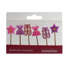 Ballerina Party Candle