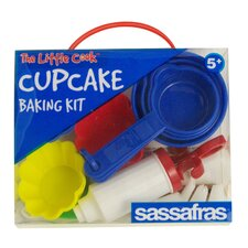 <strong>Sassafras</strong> The Little Cook Cupcake Basic Baking Kit